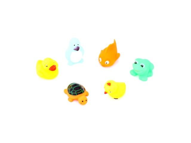 Пищалки Забавное купание 6 шт ИВ-6474