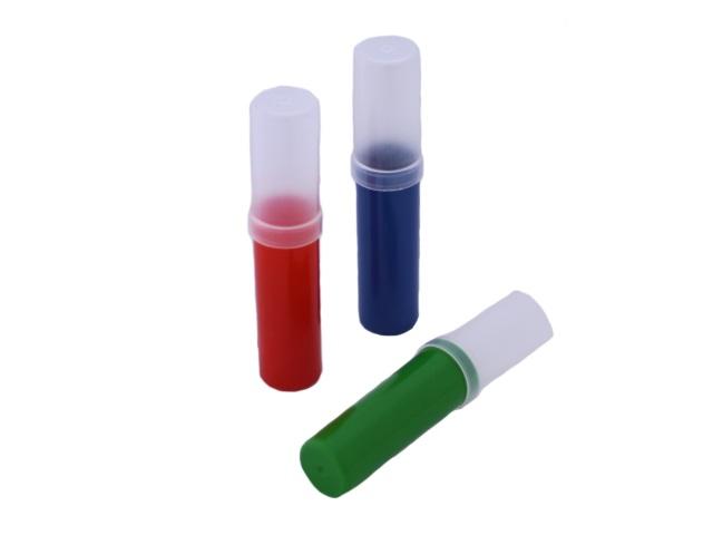 Пенал-тубус Mazari пластик цветной М-2010