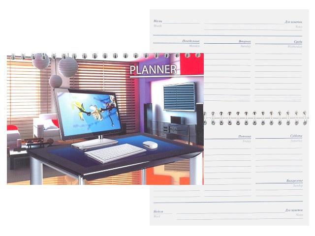 Планинг А6  64л Стильный офис С1171-26
