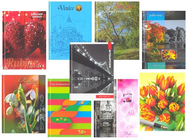 Алфавитник А6 твердая обложка, 64 листа, цвета в ассортименте, Plano С0243