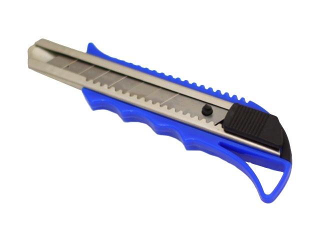 Нож канцелярский 18 мм WM ассорти 070000500