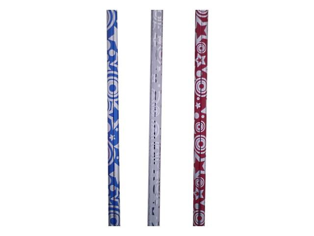 Бумага упаковочная 70*150 см, металлизированная, в ассортименте, Regalissimi NY16-UN1-MET-715