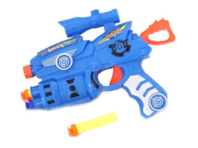 Бластер 3 пули Shoot Toys 21-17