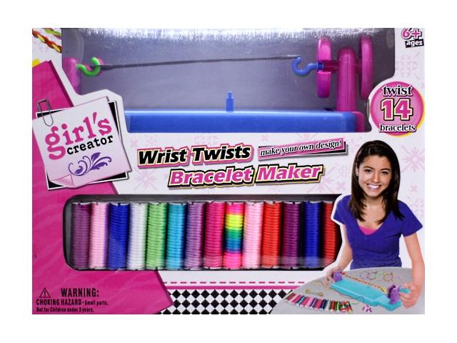 Фенечки со станком Wrist Twists KXT-906
