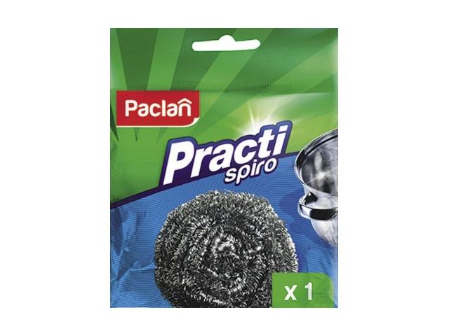 Мочалка для посуды металл Practi Paclan 408220