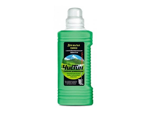 Моющее средство для мытья пола 1л Алтайские луга, Чистин
