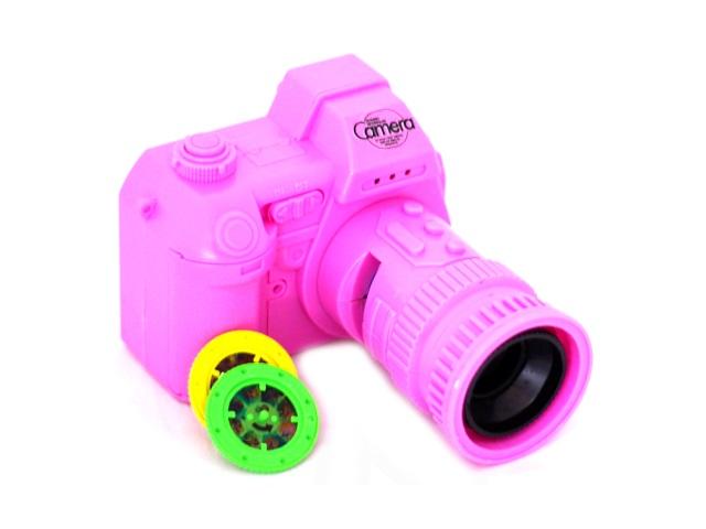 Фотоаппарат с проектором Camera на батарейках 3365