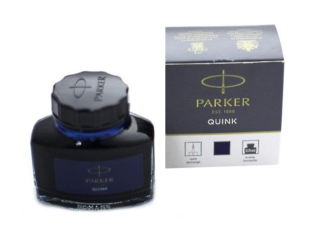 Чернила Parker Quink 57 мл темно-синие 1950378