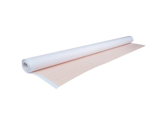 Бумага миллиметровая 878*10 мм оранжевая WM 016002400