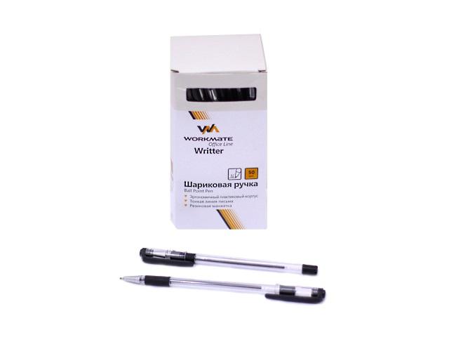 Ручка шариковая Workmate черная 0.5мм 049006001