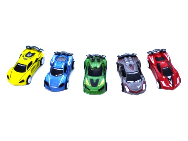 Машина инерционная пластиковая Model Cars в коробке, арт. 399-21