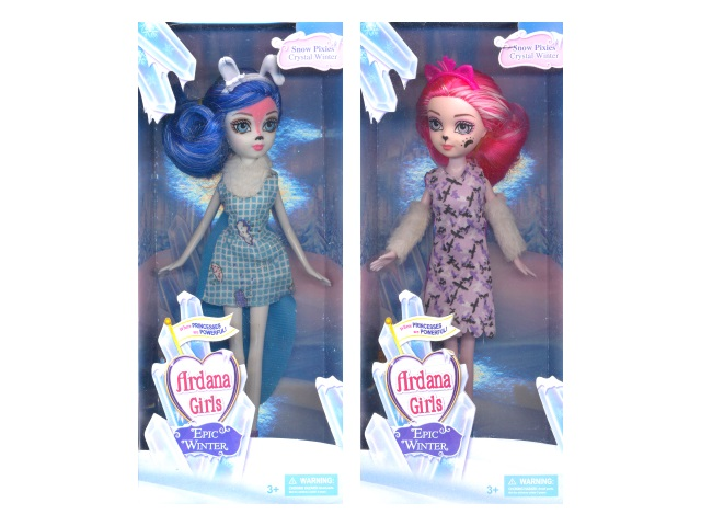 Кукла Ardana Girls в коробке, Qinzhengyuan DH2130