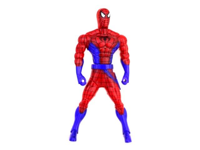 Человек-паук пластиковый в пакете