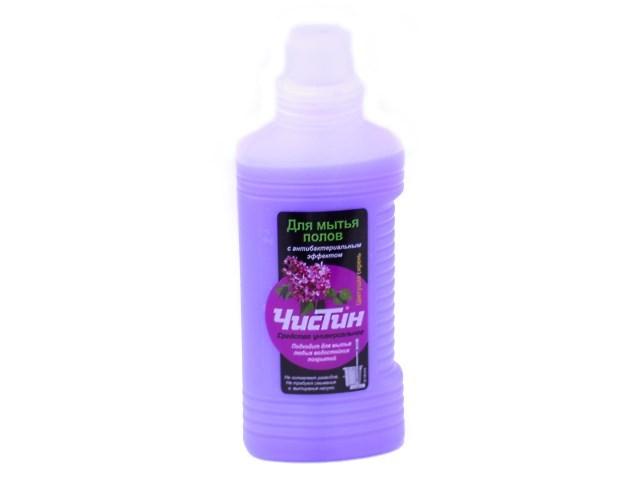 Моющее средство для мытья пола 1л Цветущая сирень, Чистин