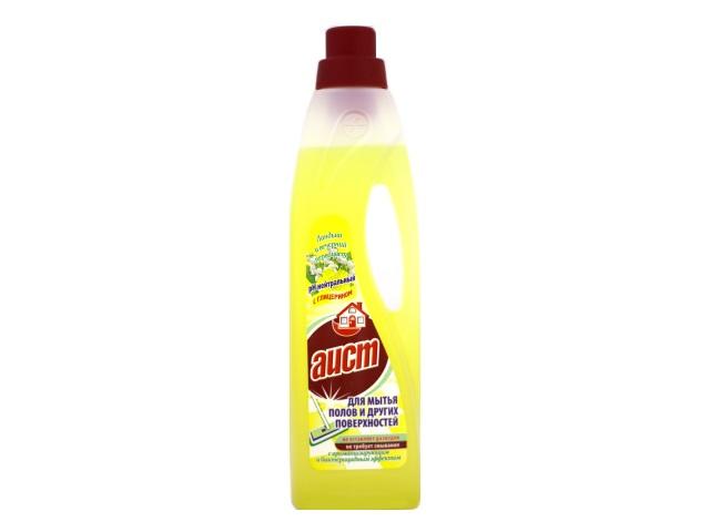 Моющее средство для мытья пола 950 мл Ландыш, Аист