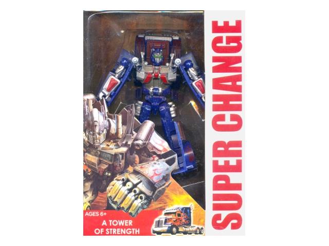 Трансформер 17см Super Change 89442