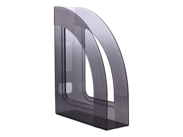 Лоток вертикальный  7см серый тонированный Респект ЛТ145
