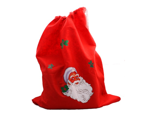 Мешок Деда Мороза 50*60см