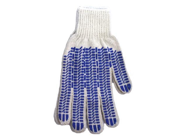 Перчатки тканевые с ПВХ