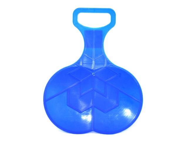 Санки-ледянки синие И-5534