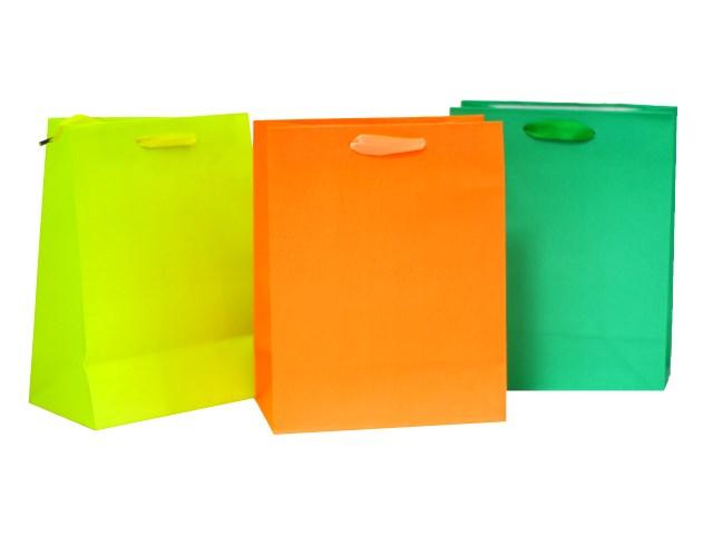 Пакет подарочный бумажный 23*18*10см Классика Mazari М-8033
