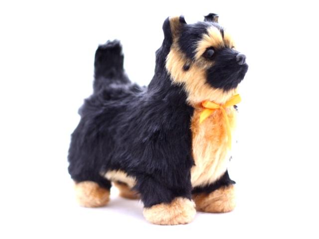 Собака на батарейках 18 см