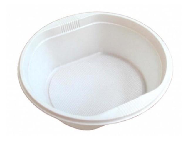 Тарелки пластиковые глубокие 500мл 50 шт.