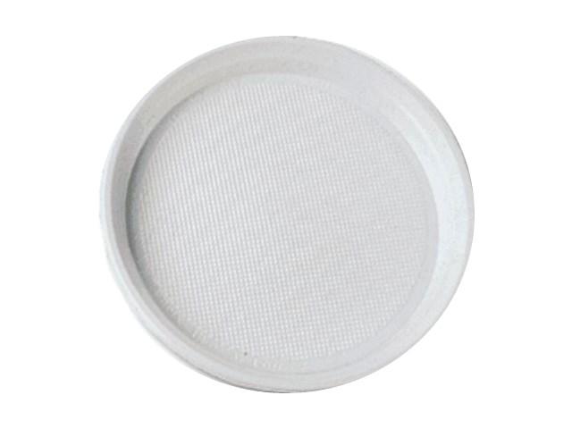 Тарелки пластиковые 164мм 50 шт