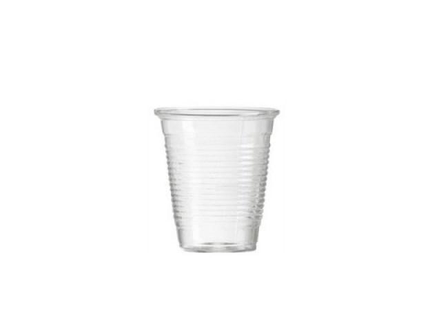 Стаканы пластиковые 100мл 100 шт. 81