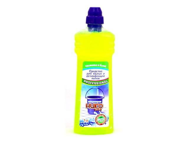 Моющее средство для мытья пола 1 л Профессионал, Никосил