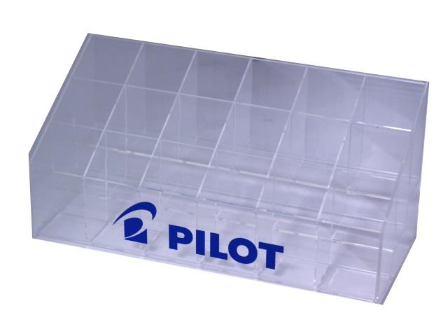 Подставка д/руч 18отд пласт Pilot