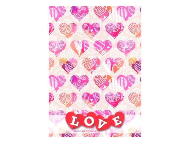 Блокнот А5 тв/обложка  80л Романтичный орнамент-6 80-3920