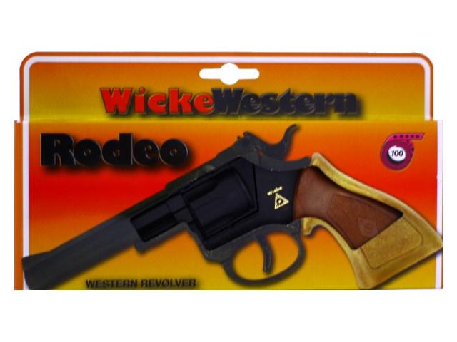 Пистолет для пистонов Gun Western 19см 0320