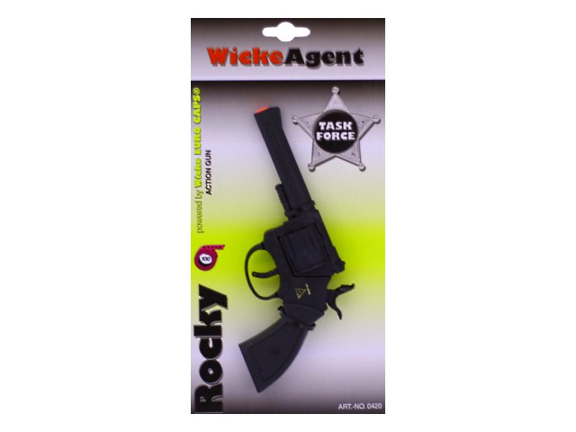 Пистолет для пистонов Gun Western 19см 0420
