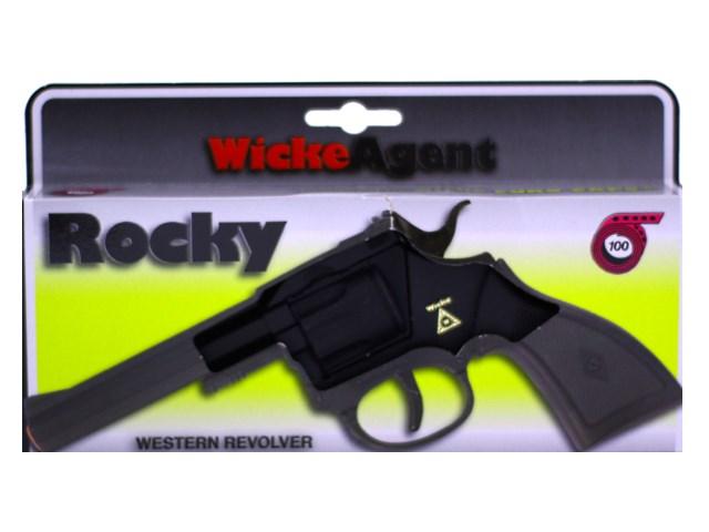 Пистолет для пистонов Gun Western 20см 0323
