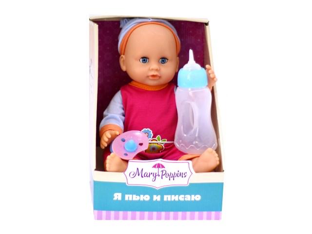 Кукла Я пью и писаю 25 см с аксессуарами 451141