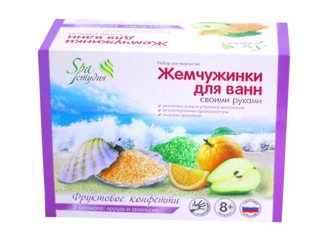Жемчужинки для ванн Фруктовое конфетти С0810
