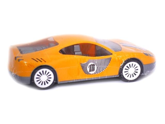 Машина пласт спортивная Зебра Тойз 15-11160/1
