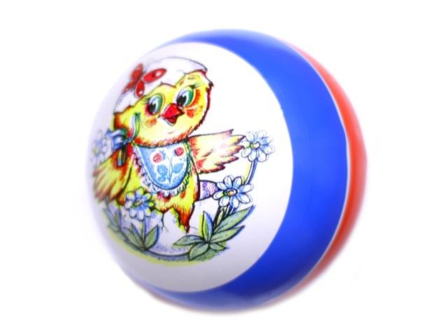 Мяч 10 см с рисунком с-85ЛП