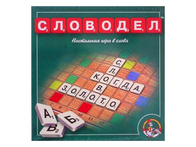 Настольная игра Словодел 00309
