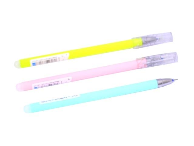 Ручка пиши-стирай Basir CQ-103 гелевая синяя 0.5мм