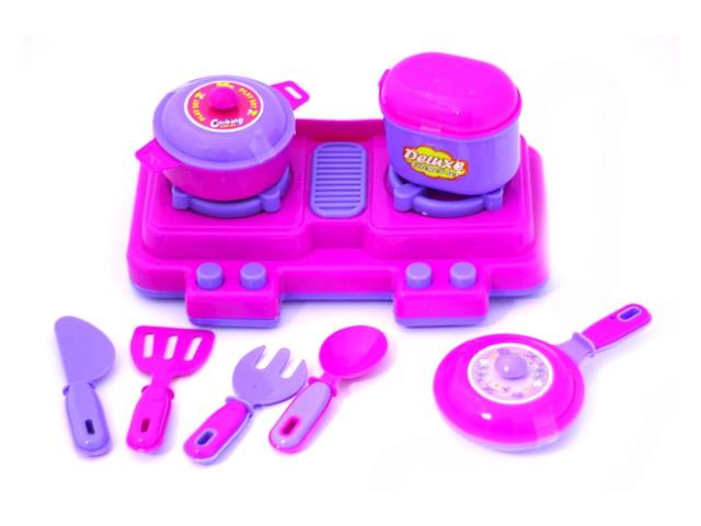 Посуда 8 предметов с плитой Y5399137