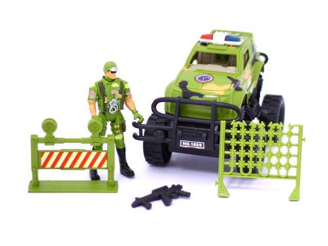 Военный набор  5 предметов Military Operation 1828-82Е в пакете