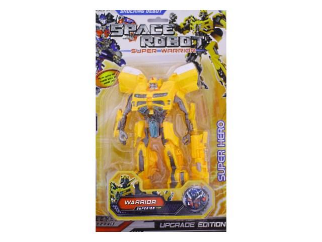 Робот-трансформер Space Robot 103