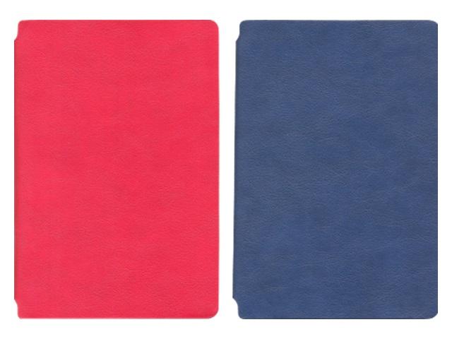 Записная книжка А5 кожзам м/обложка 96л цветная Mazari М-3614
