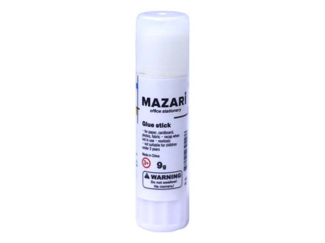 Клей-карандаш  9г Mazari M-5670