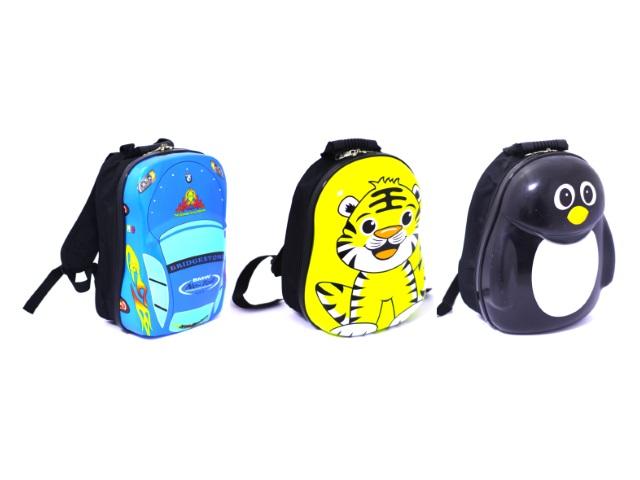 Рюкзак пластик Funny Animals ассорти 30*21*14см Mazari M-1101