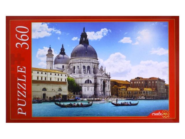 Пазлы  360 деталей Венеция П360-3600