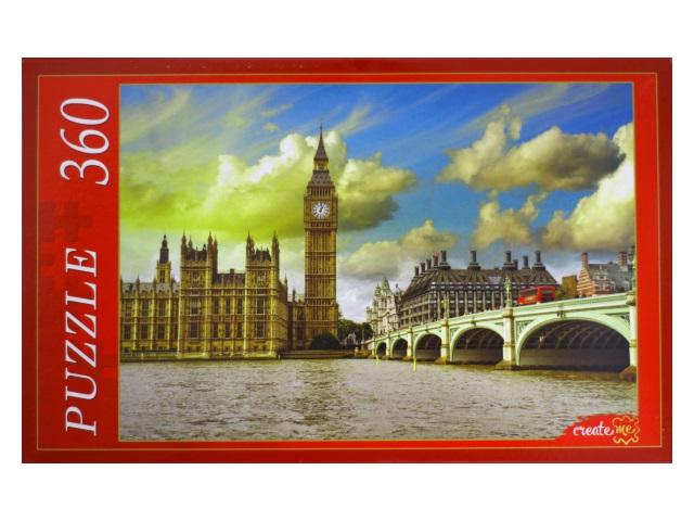 Пазлы  360 деталей Лондон П360-3599/24