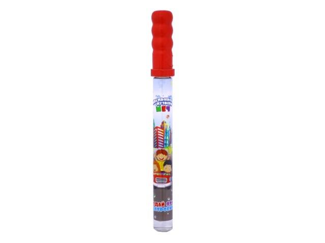 Пузыри мыльные 200мл Меч Рыжий кот ИВ-8387